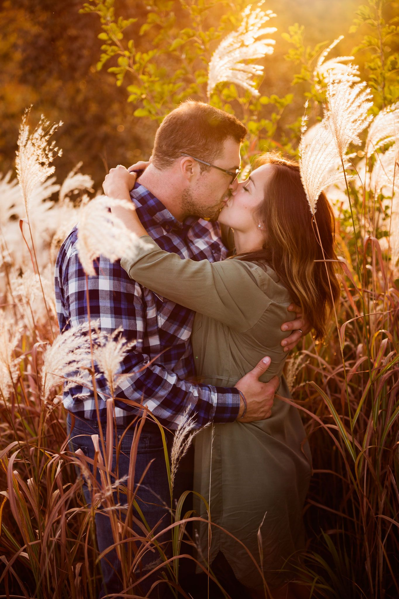 Omaha couples photography by Nicci Smith Photography