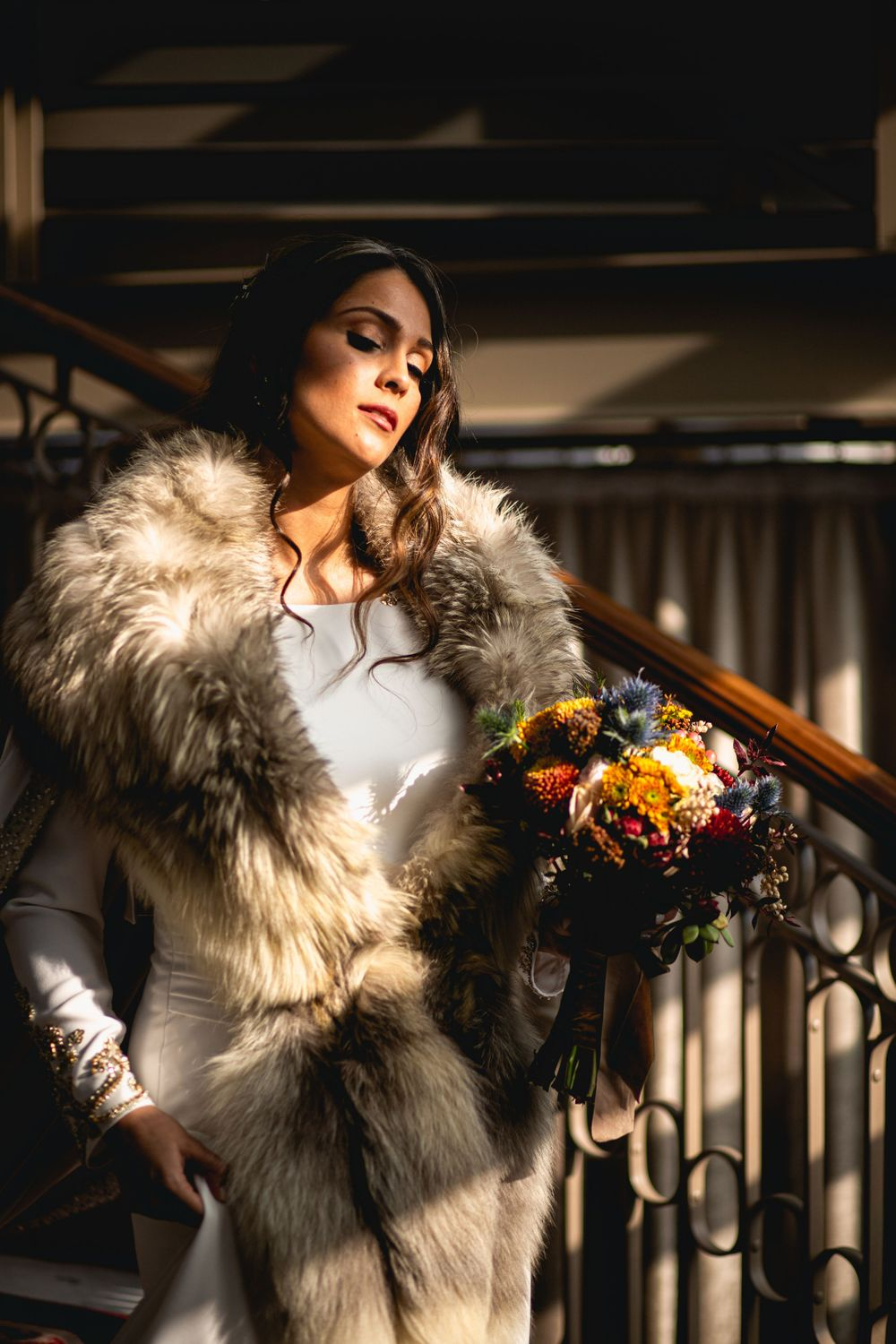 Bride at Intercontinental Porto