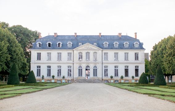 CHATEAU GRAND LUCE FRANCE is on Faye Amare's wedding venue bucket list