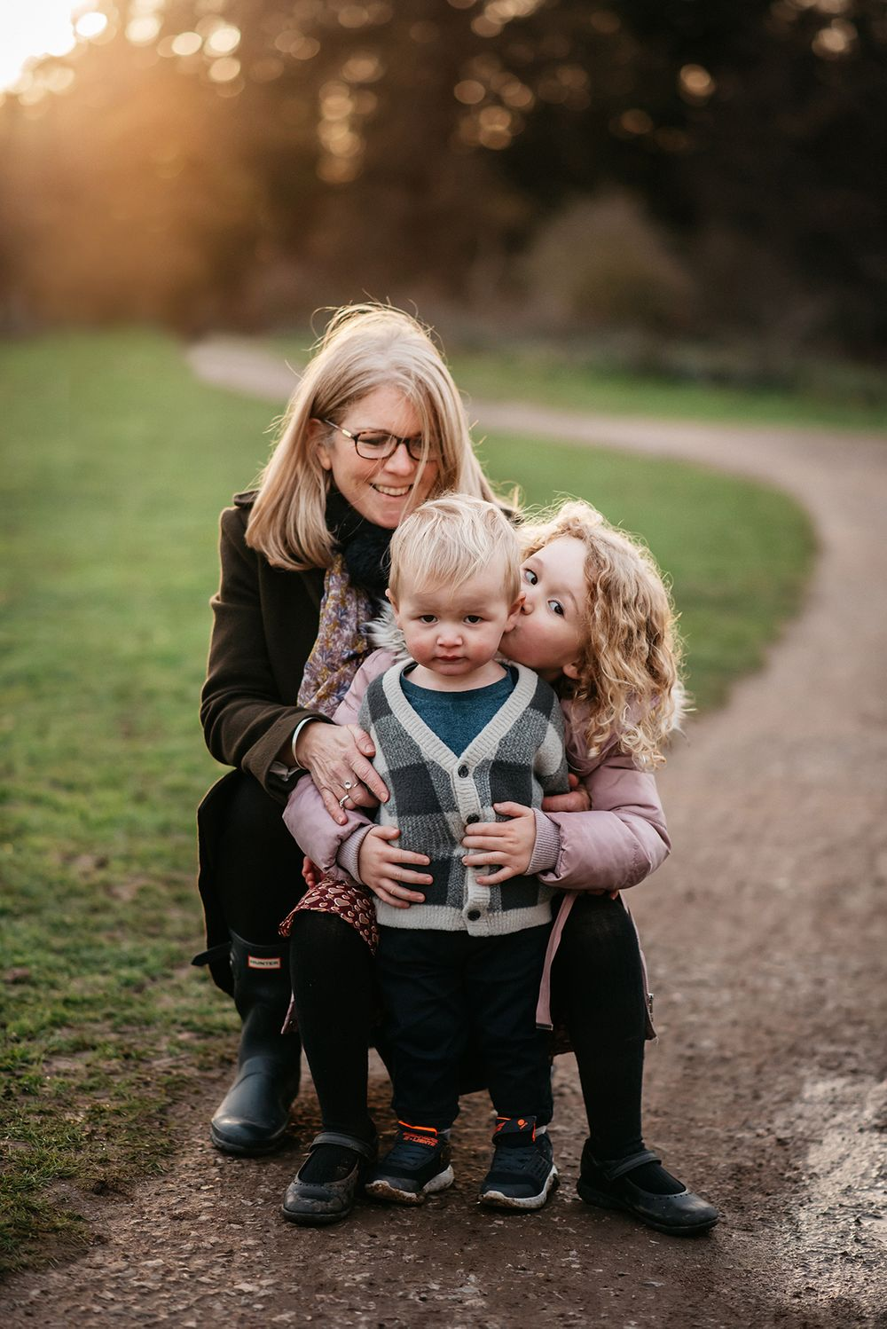 london family photography session