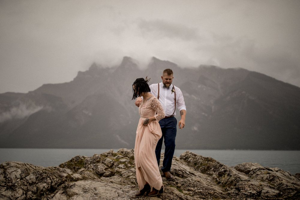 Banff Wedding Photographer Tkshotz