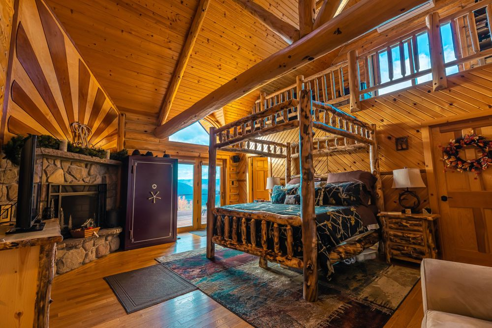 Interior residential Real Estate Photography Adirondacks NY