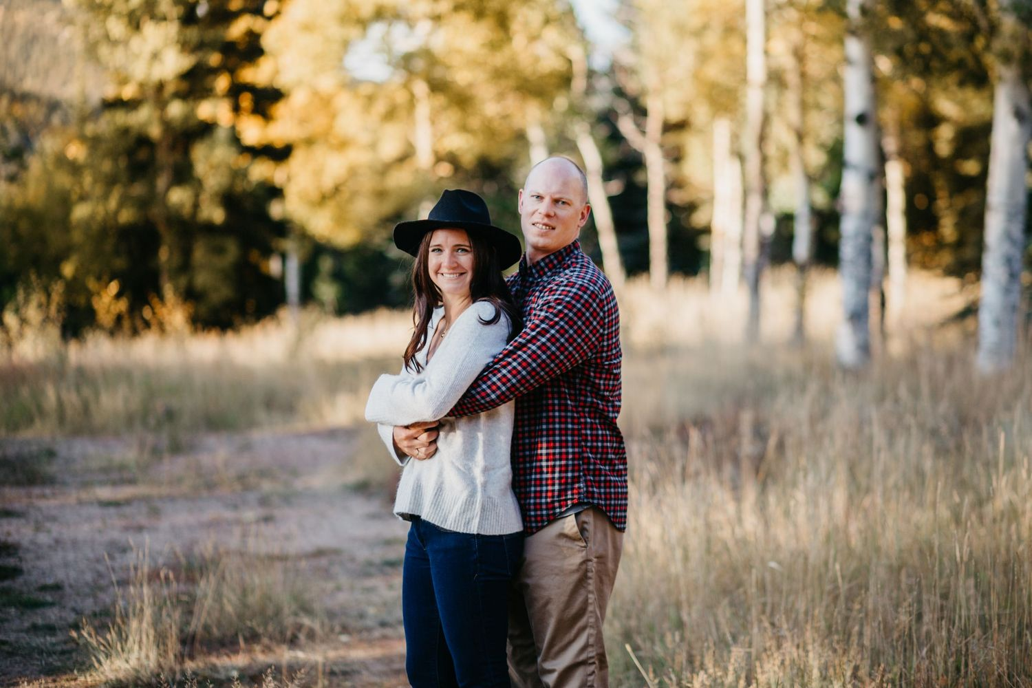 Fun Mountain Engagement session Photography Ideas
