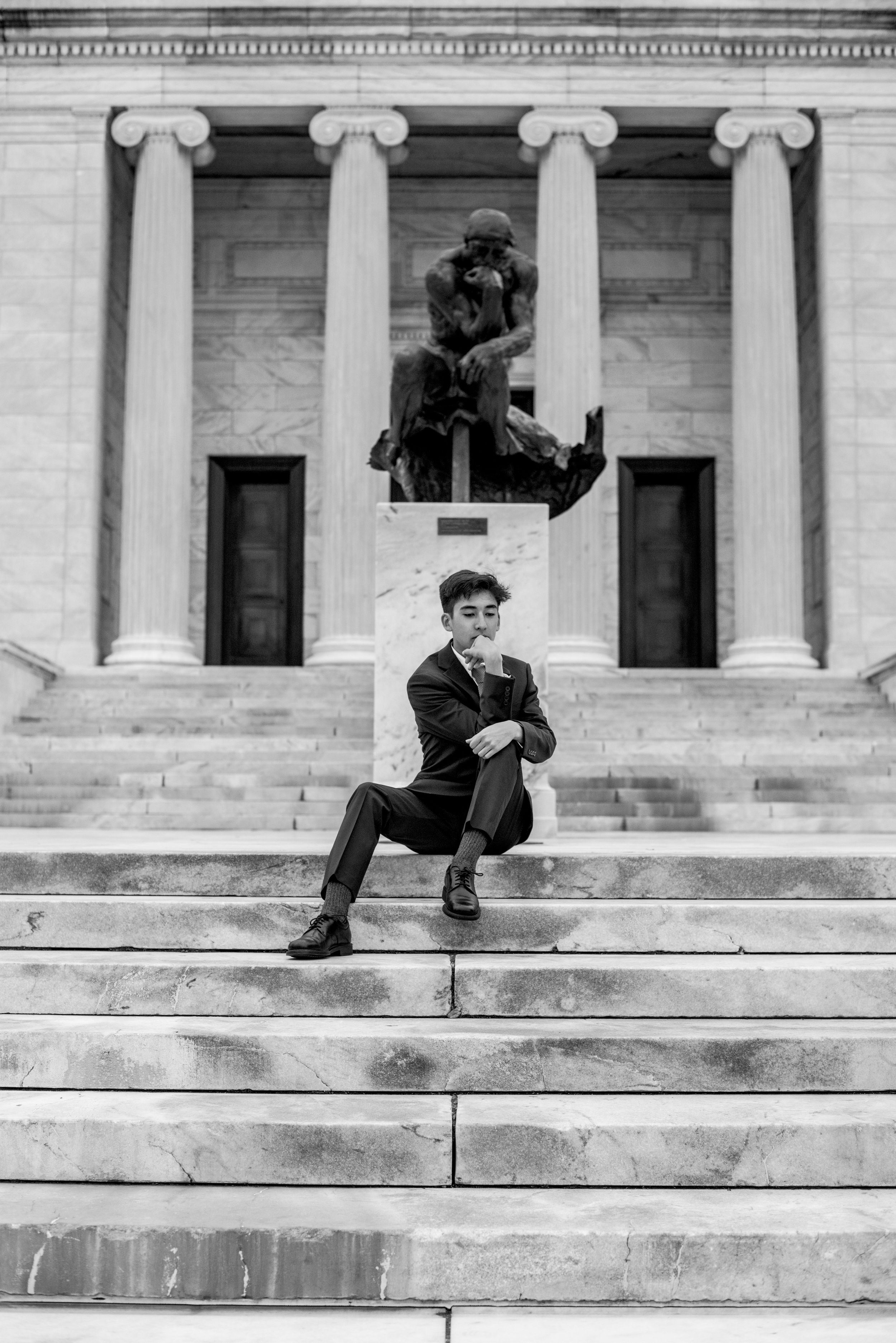 Nico, (Solon High School Class of 2020), Cleveland Museum of Art, Cleveland, Ohio