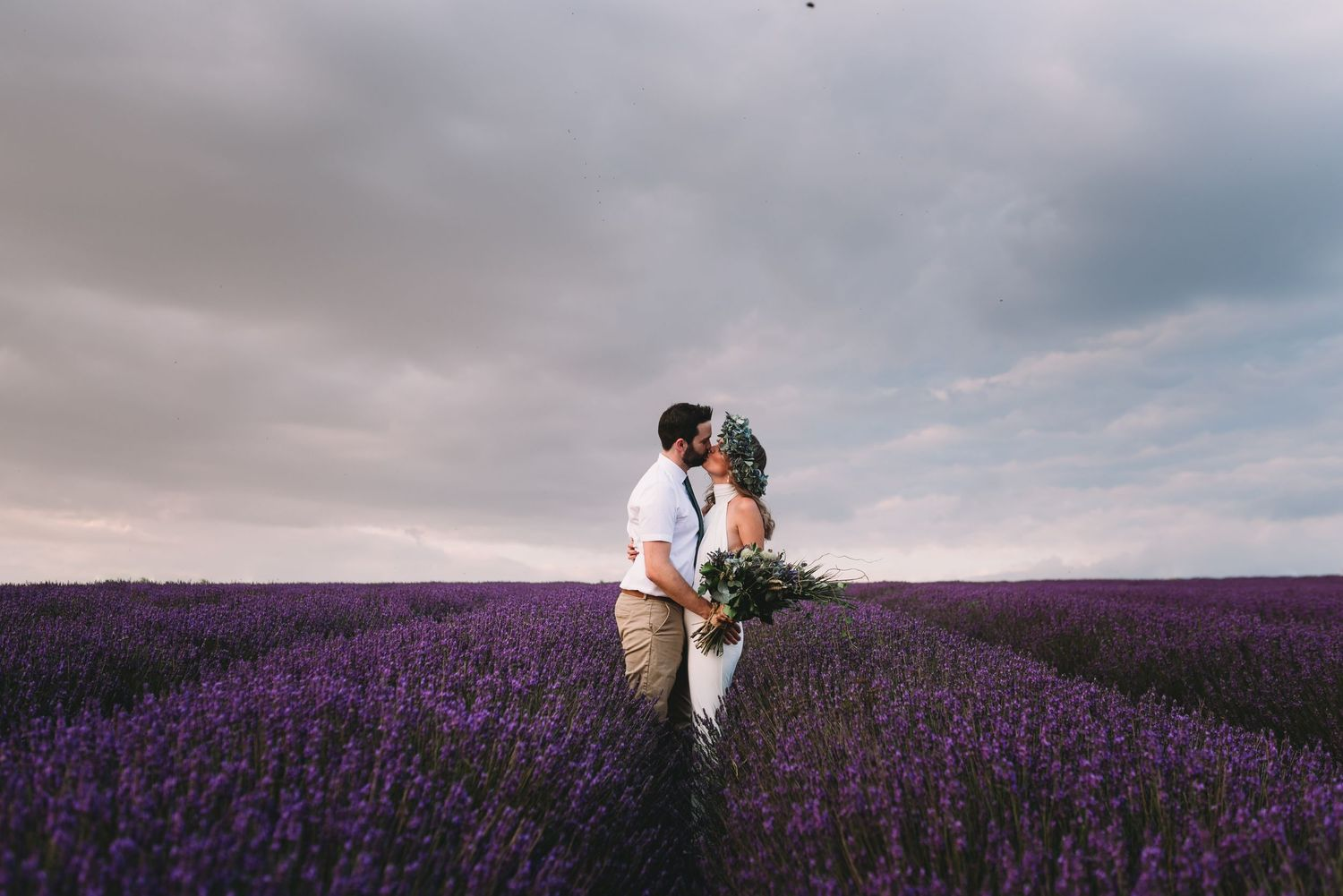 Hitchin Lavender Photographer