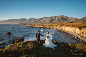 elvis yu photography california engagement wedding day destination wedding big sur