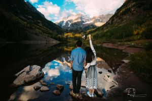 elvis yu photography vail colorado engagement wedding day destination wedding