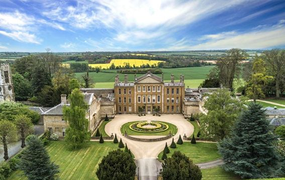 Aynhoe Park Milton Keynes is on Faye Amare's wedding venue bucket list