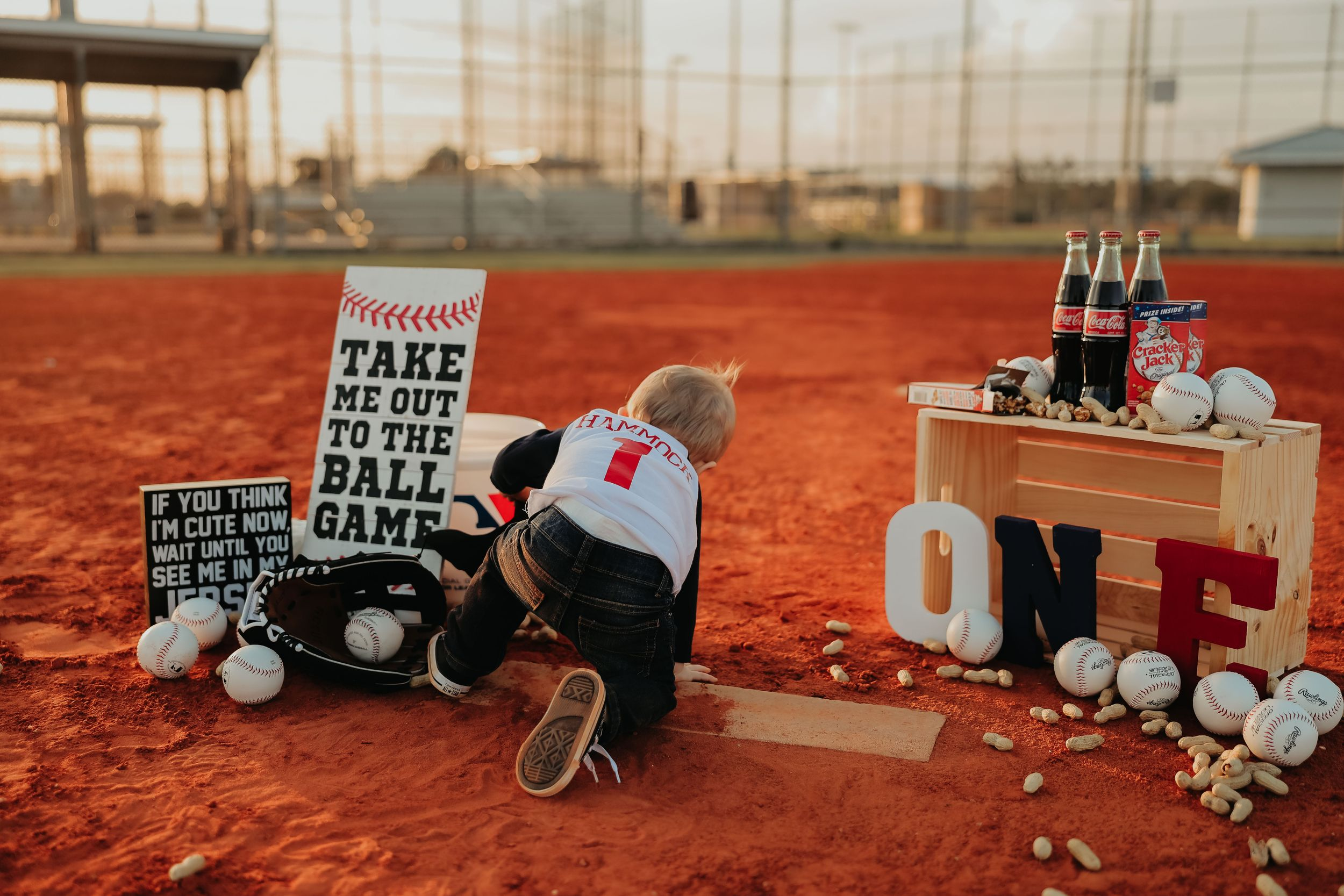 BASEBALL-THEME-CAKE-SMASH-SOUTH-FLORIDA-WEDDING-PORTRAIT-PHOTOGRAPHY-SCRIBBLED-MOMENTS-PHOTOGRAPHY