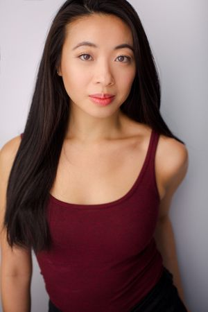 headshots nyc of actress alanna chan
