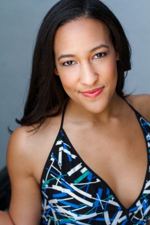headshots nyc of aladdin broadway cast member alicia charles