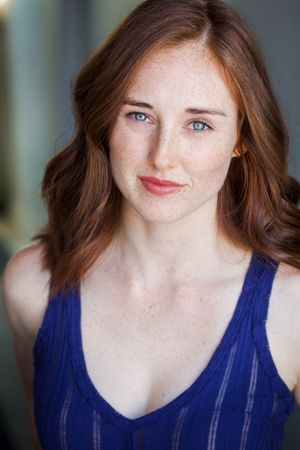 headshots nyc of actress hailey vest