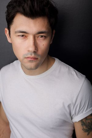 headshots nyc of actor ruslan aliiev