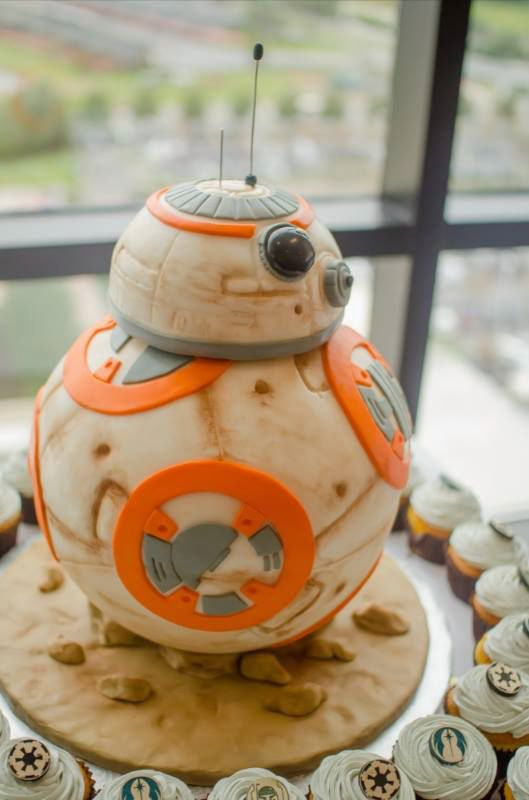 Michelle-Vazul-Photography-Disney-Star-Wars-BB8-Wedding
