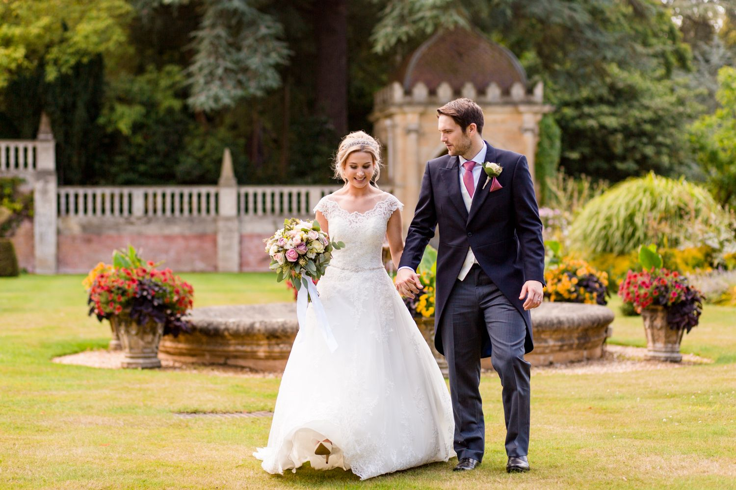 Tylney Hall Wedding Photographer Tash and Will Photography