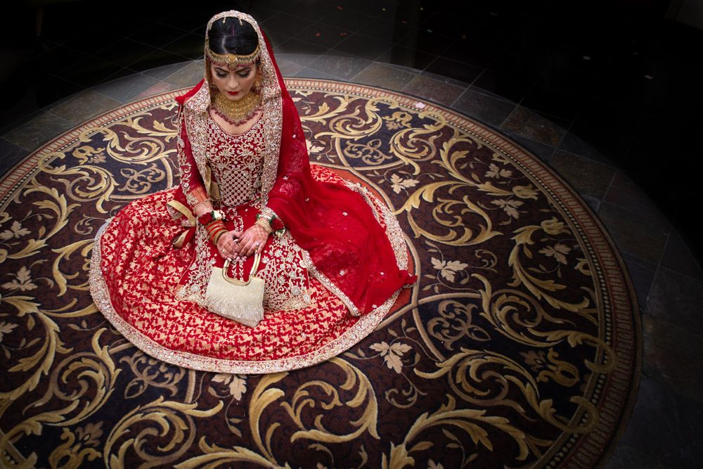 Indian Bride - New Jersey