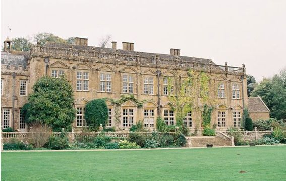 Brympton House Somerset is on Faye Amare's wedding venue bucket list