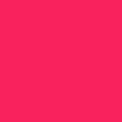 Red Fluo Colour Swatch