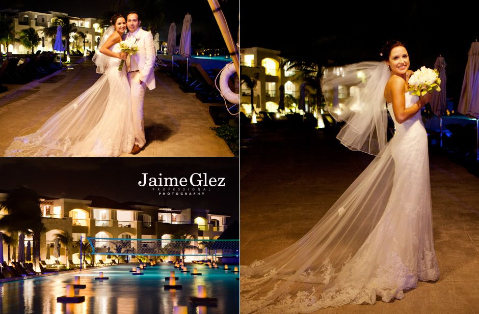 moon palace cancun wedding 15