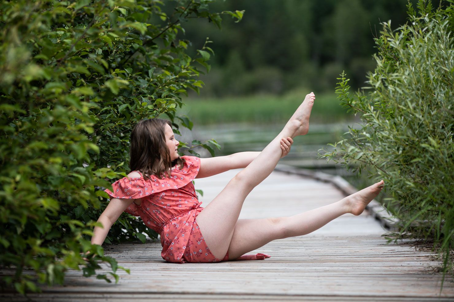 Boardwalk, Ballet Dancer, Dancer, Dance Pose, Dance by aKaiserPhoto, Dance Photographer