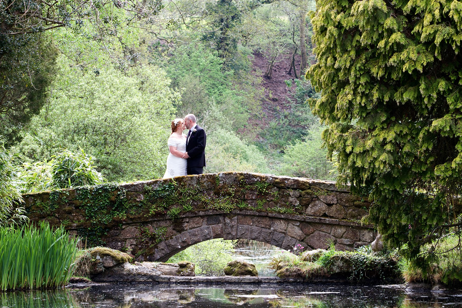 Bovey castle wedding in Devon