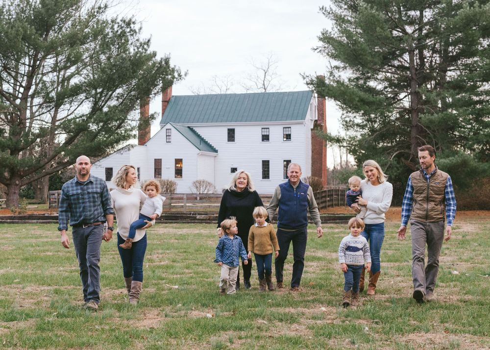 Richmond lifestyle family portrait photography