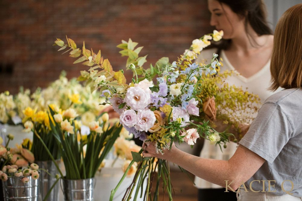 Bloomin' Good Time Floral Workshop Nashville, TN