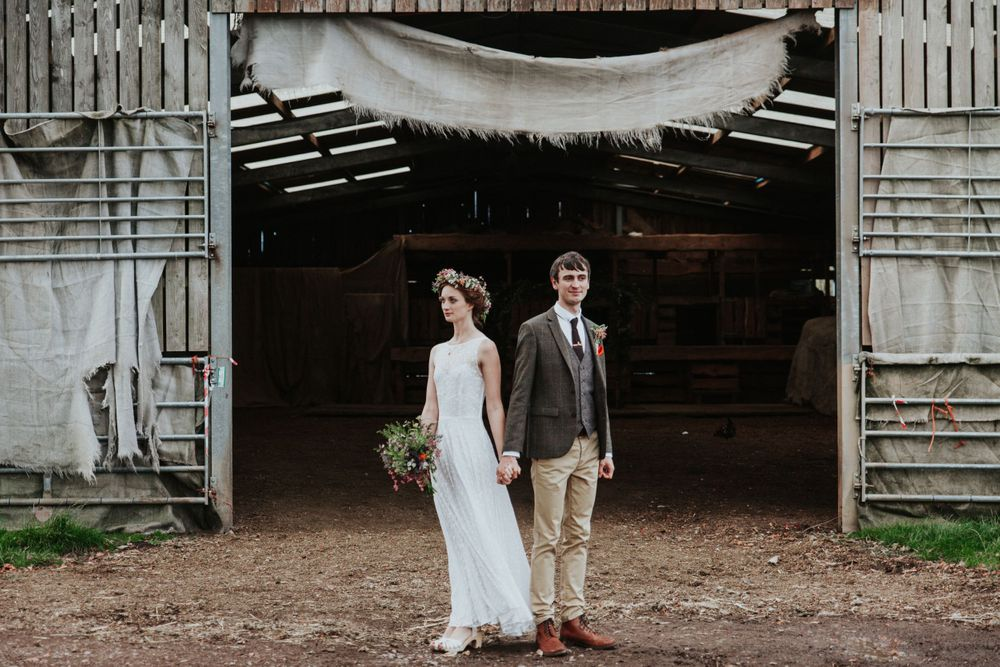 fernhill farm wedding photos