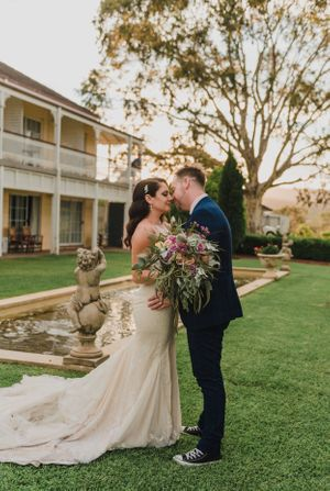 Hunter Valley Wedding - Kirkton Park Voco