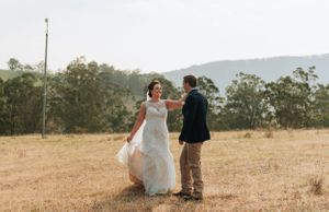 Riverwood Downs Wedding - Barrington Tops