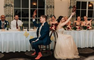 Hunter Valley Voco Kirkton Wedding shoe game