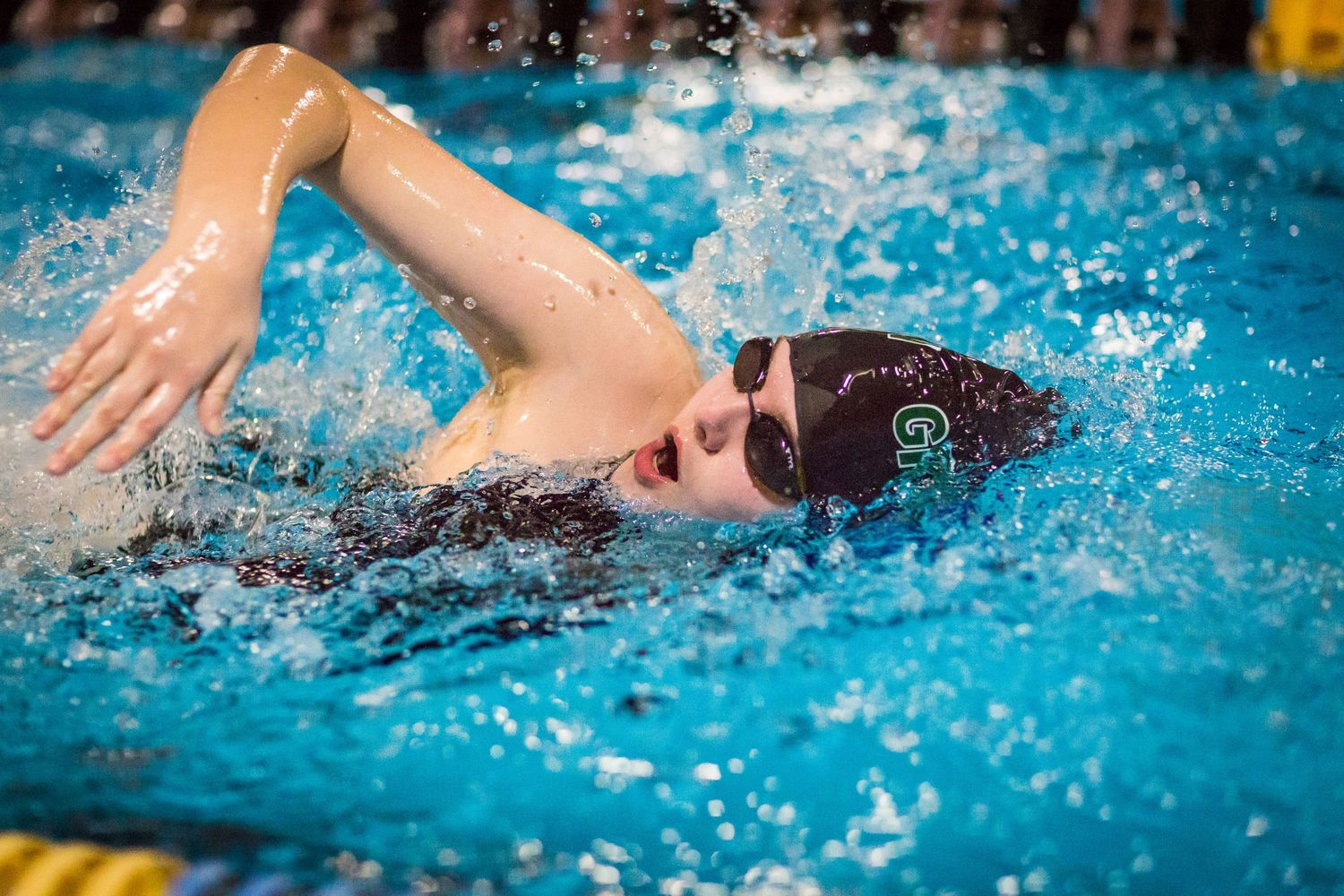 Nipmuc Grafton Co-Op Female Swimmer