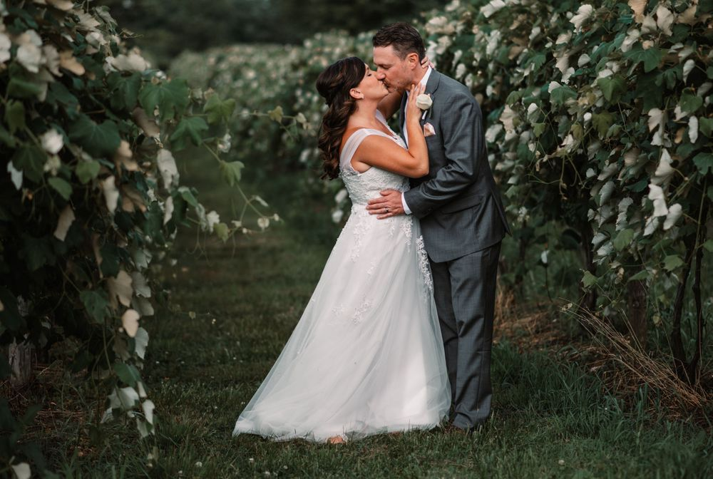 Elope in wine country in north east ohio