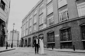Hackney wedding photographer, East London wedding