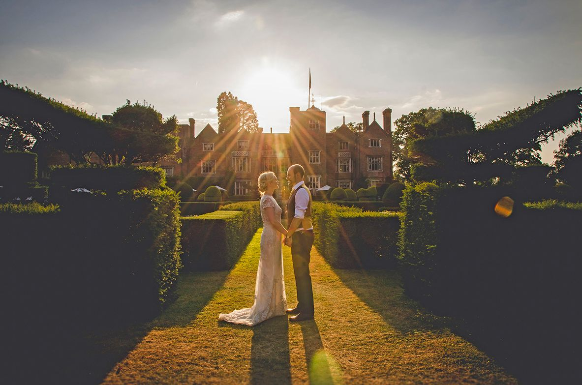 sunset wedding photography, couple portraits