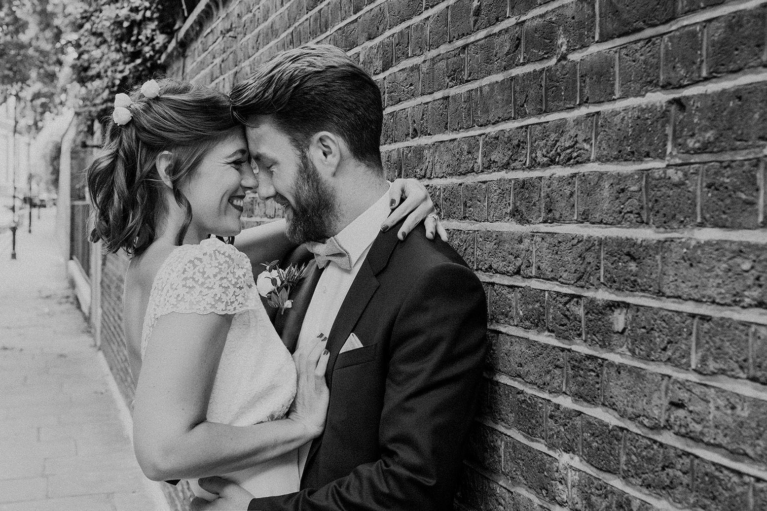 East London amazing, relaxed wedding photography
