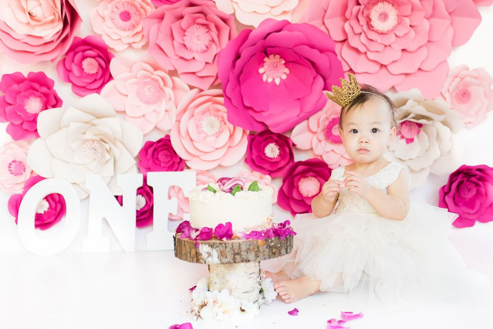 Ridgefield cake smash photographer CT