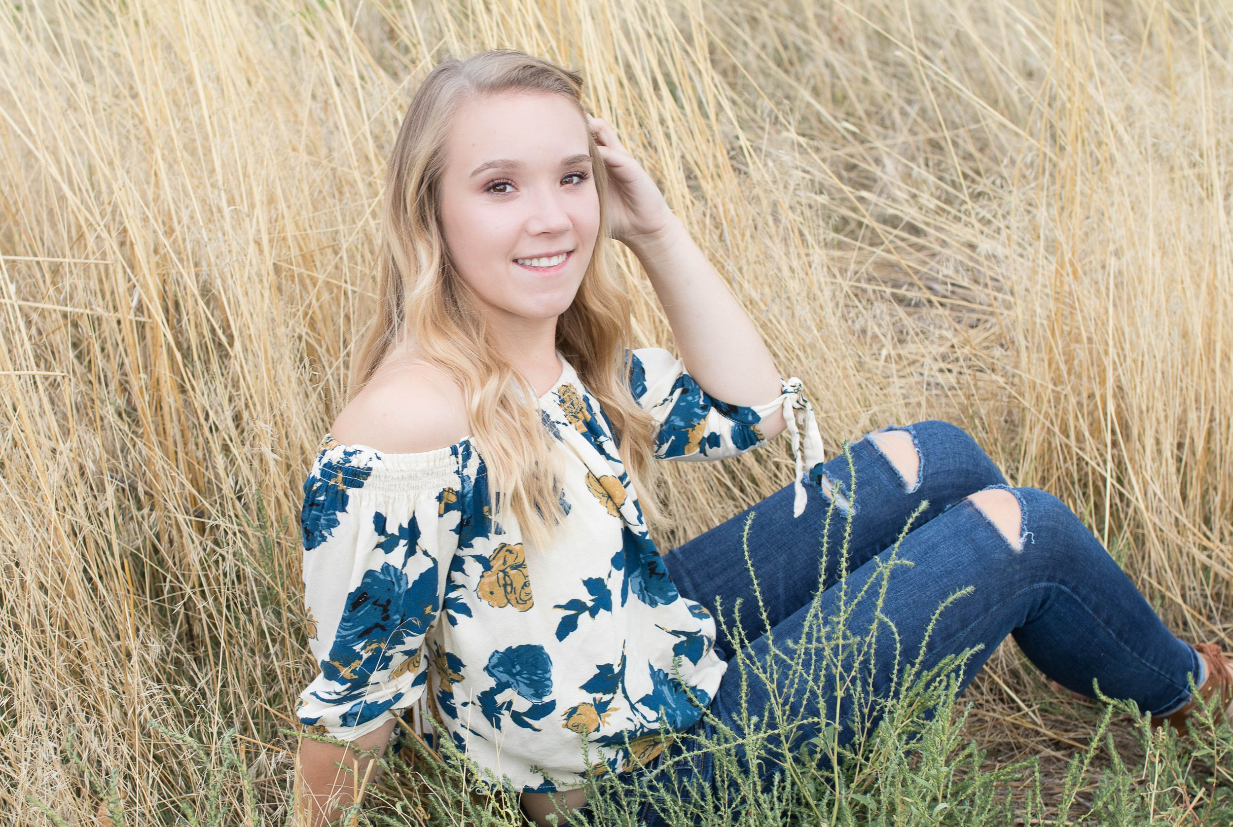 Hicks Pics Photo LLC Denver High School Senior Photographer - Kelsey Senior Photos