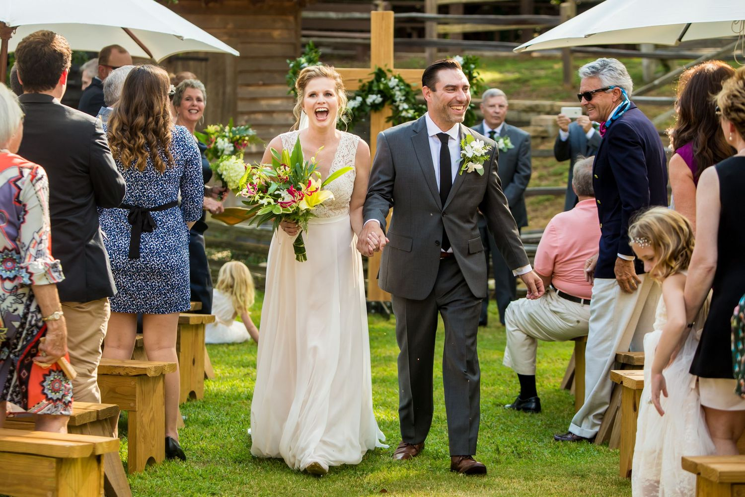 North Augusta wedding by Columbia, SC, Wedding Photographer Jeff Blake