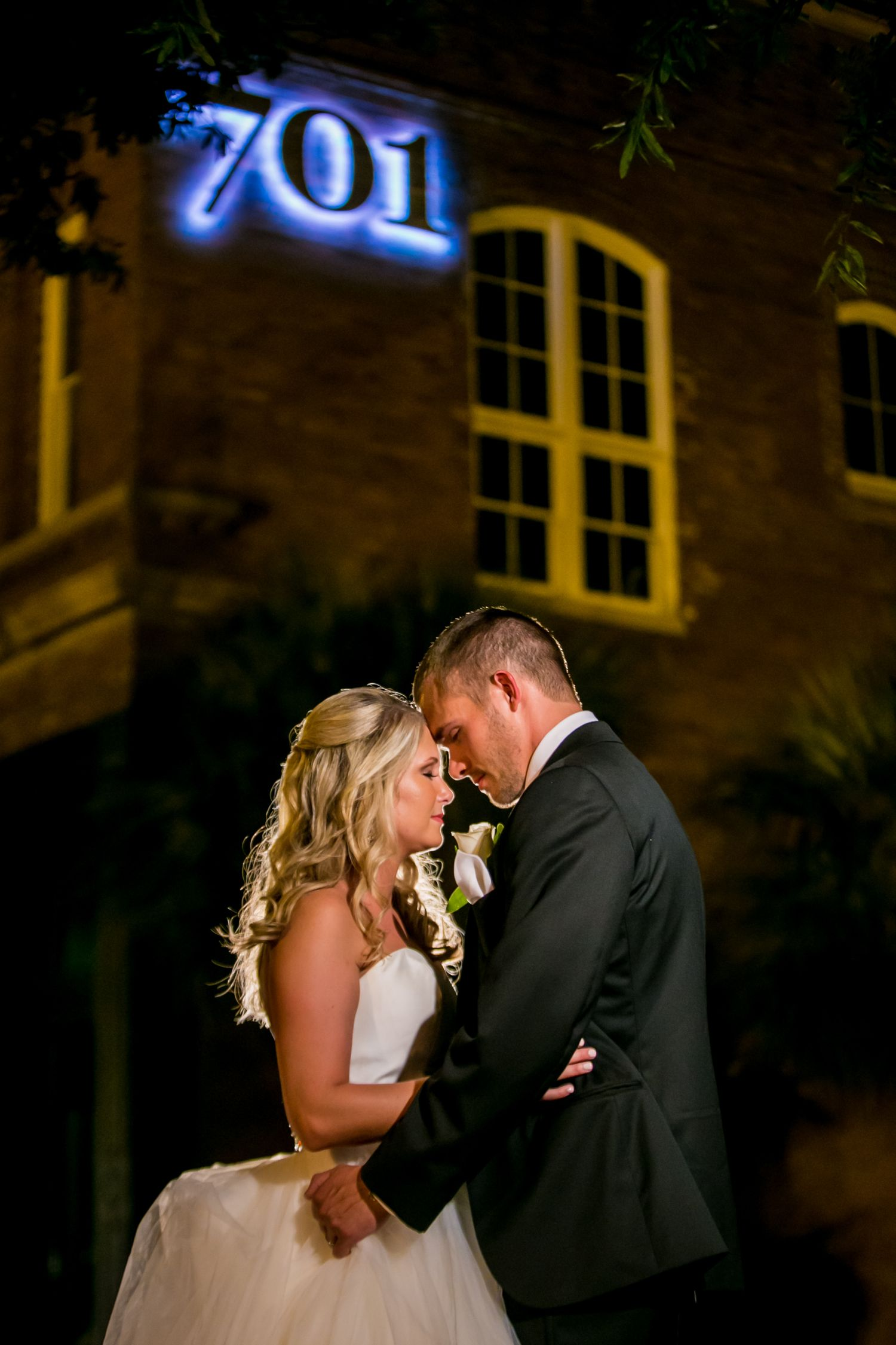 Wedding at 701 Whaley by Columbia, SC, Wedding Photographer Jeff Blake