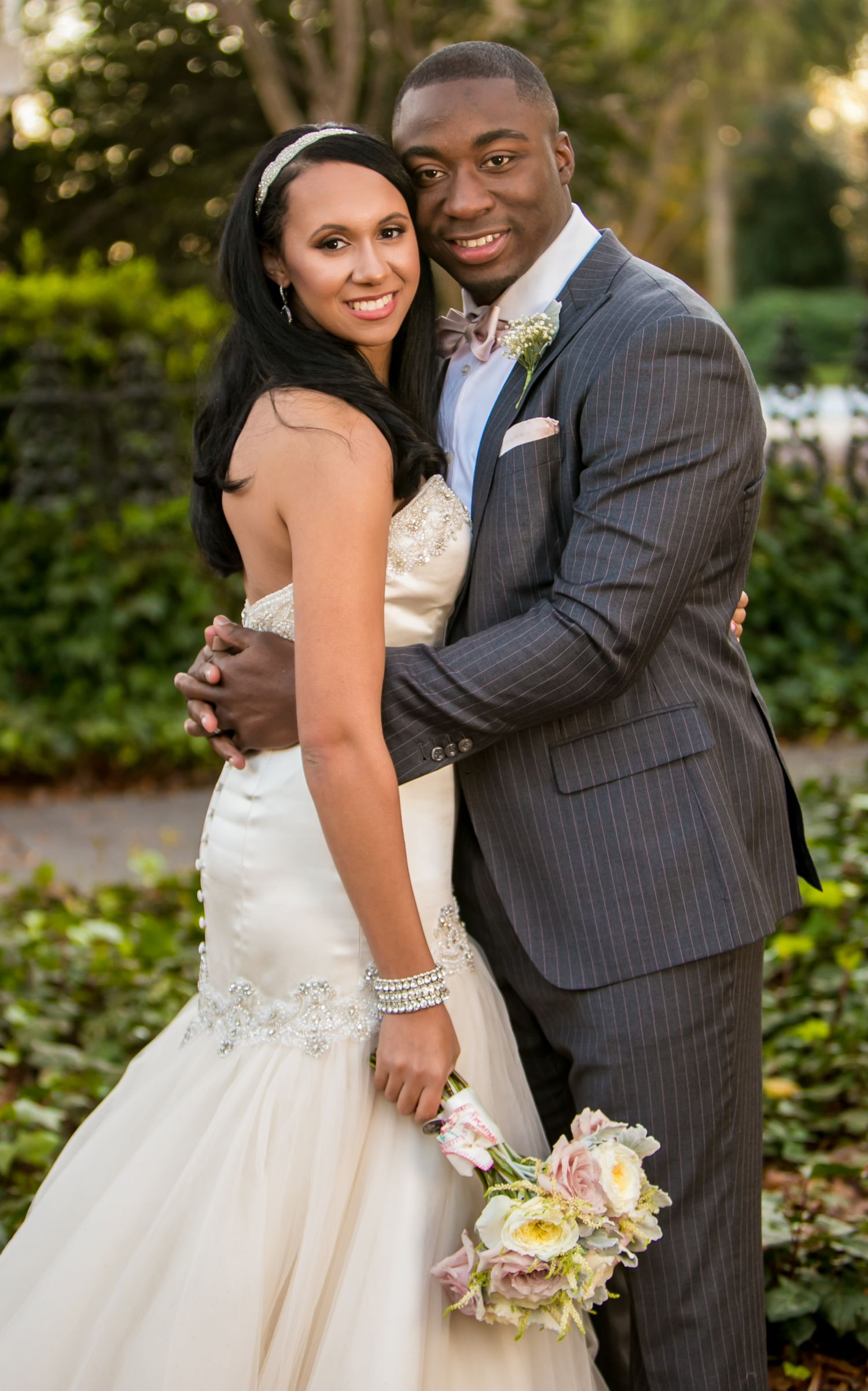 Wedding of Miranda & Marcus Lattimore by Columbia, SC, Wedding Photographer Jeff Blake